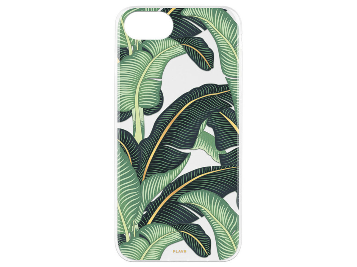 FLAVR Banana Leaves Case - iPhone 7/6s hoesje