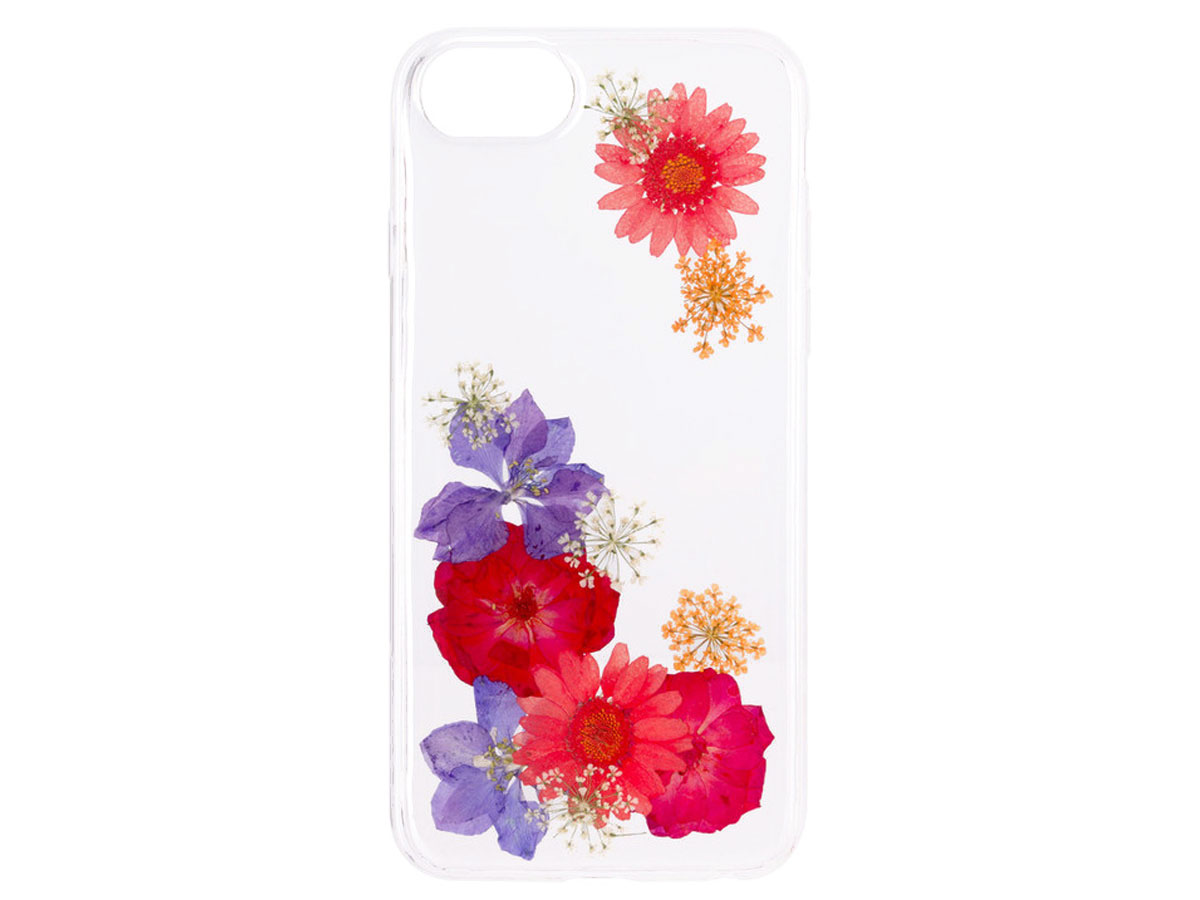FLAVR Real Flower Amelia - iPhone 8/7/6s hoesje