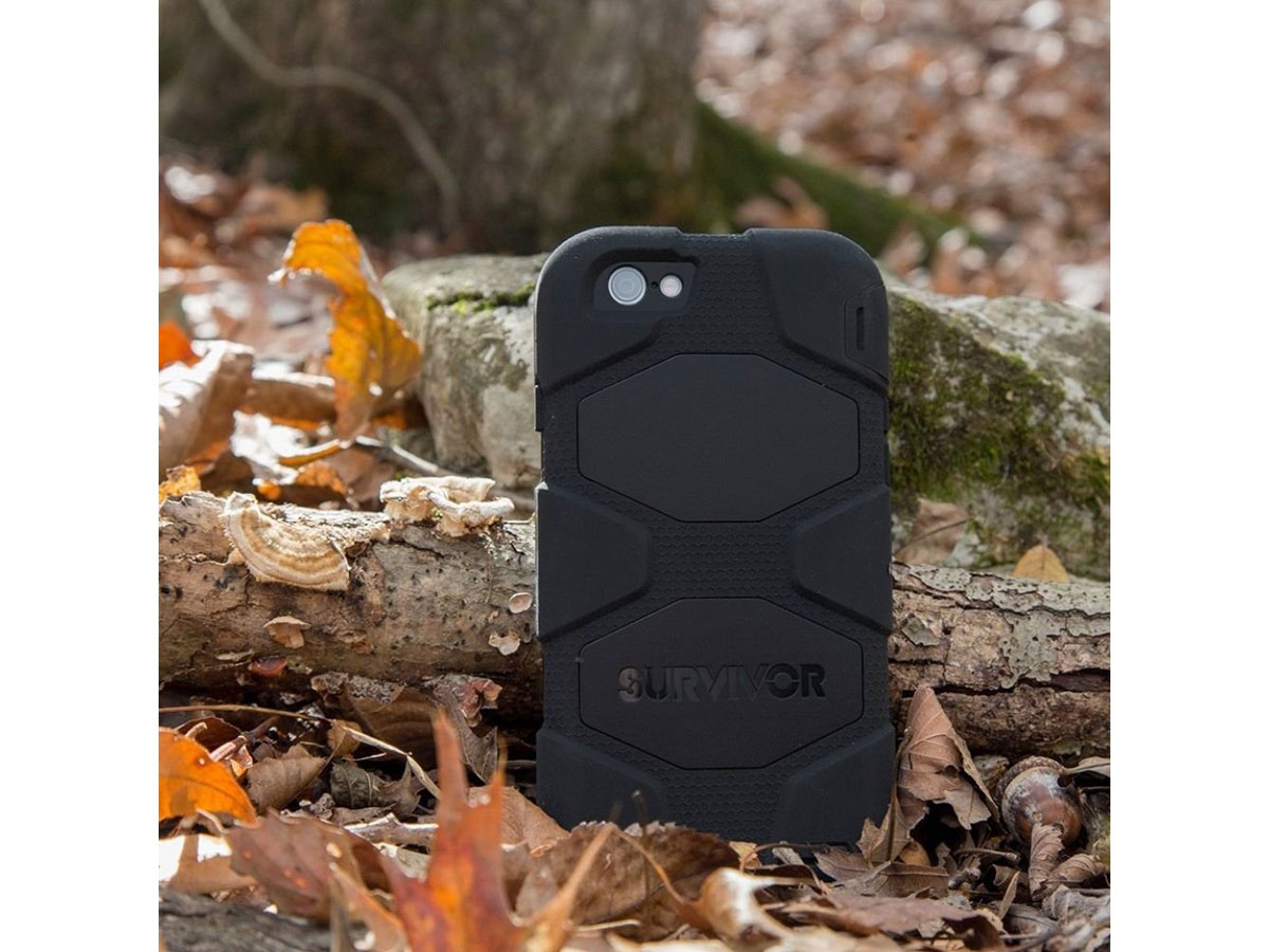 Griffin Survivor All-Terrain Case - iPhone 8/7 hoesje