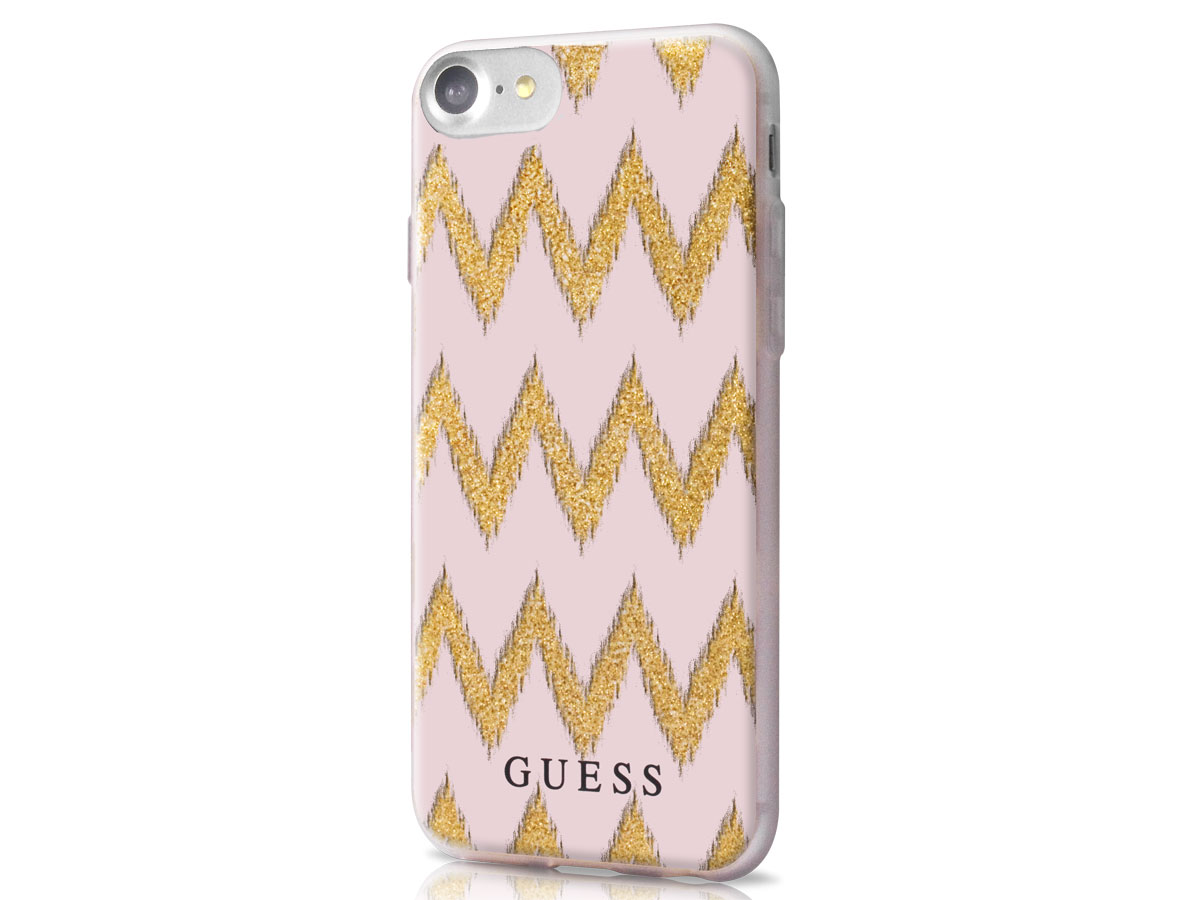 Guess Aztec Tribal Skin - iPhone 8/7 hoesje GUHCP7CGPI