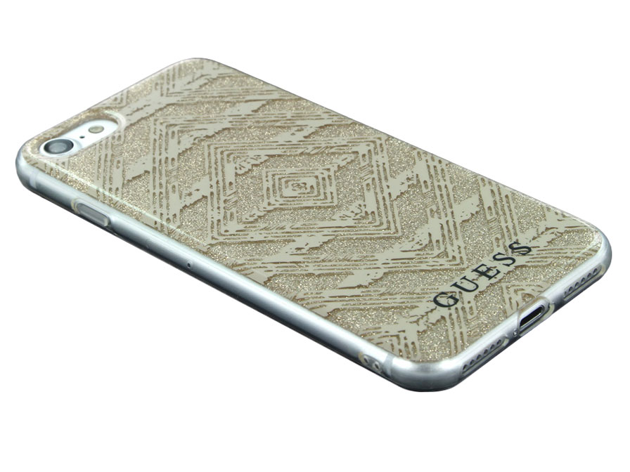 Guess Aztec Tribal Skin - iPhone 8/7 hoesje GUHCP7TGGBE