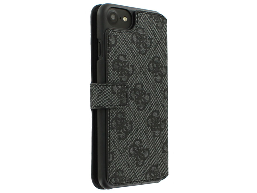 Guess Monogram Bookcase - iPhone 8/7 hoesje
