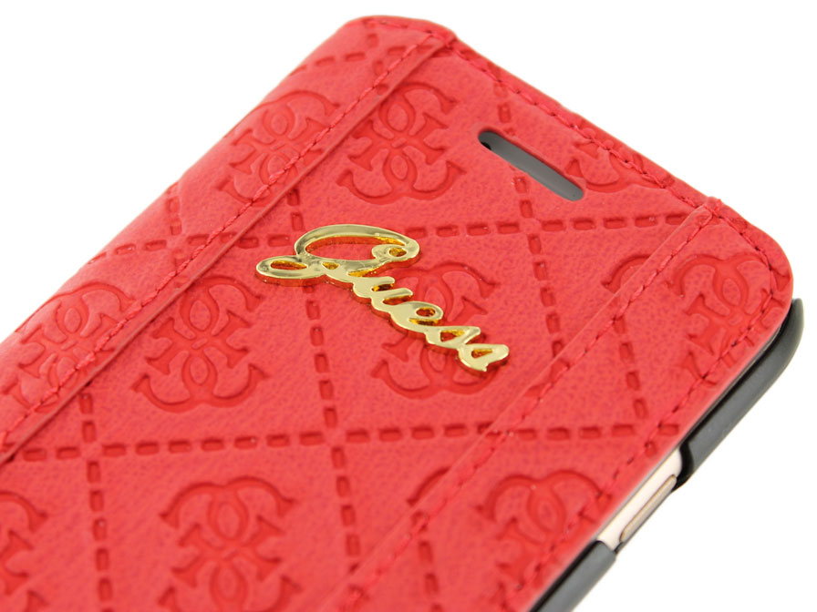 Guess Scarlett Bookcase - iPhone 8/7 hoesje