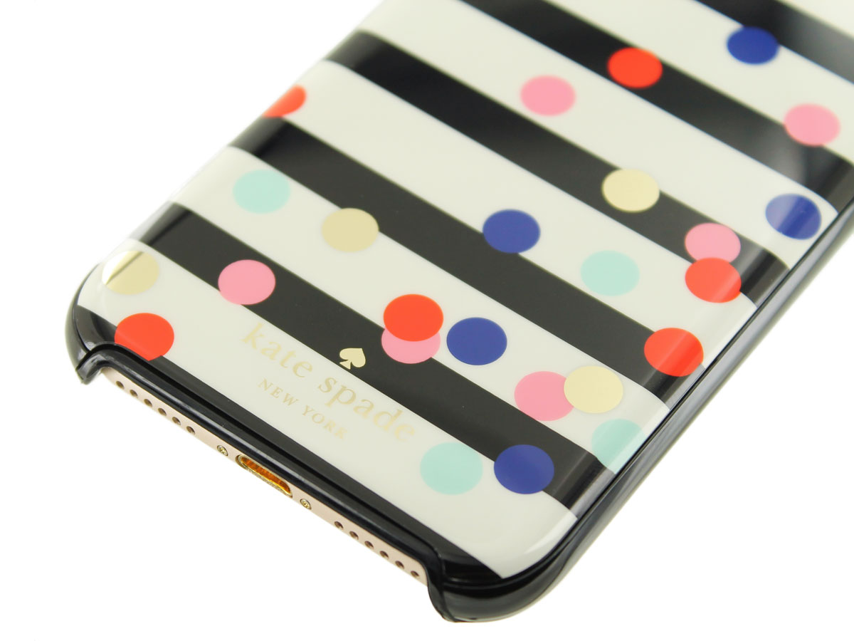 Kate Spade Confetti Dot Case - iPhone 8/7 Hoesje