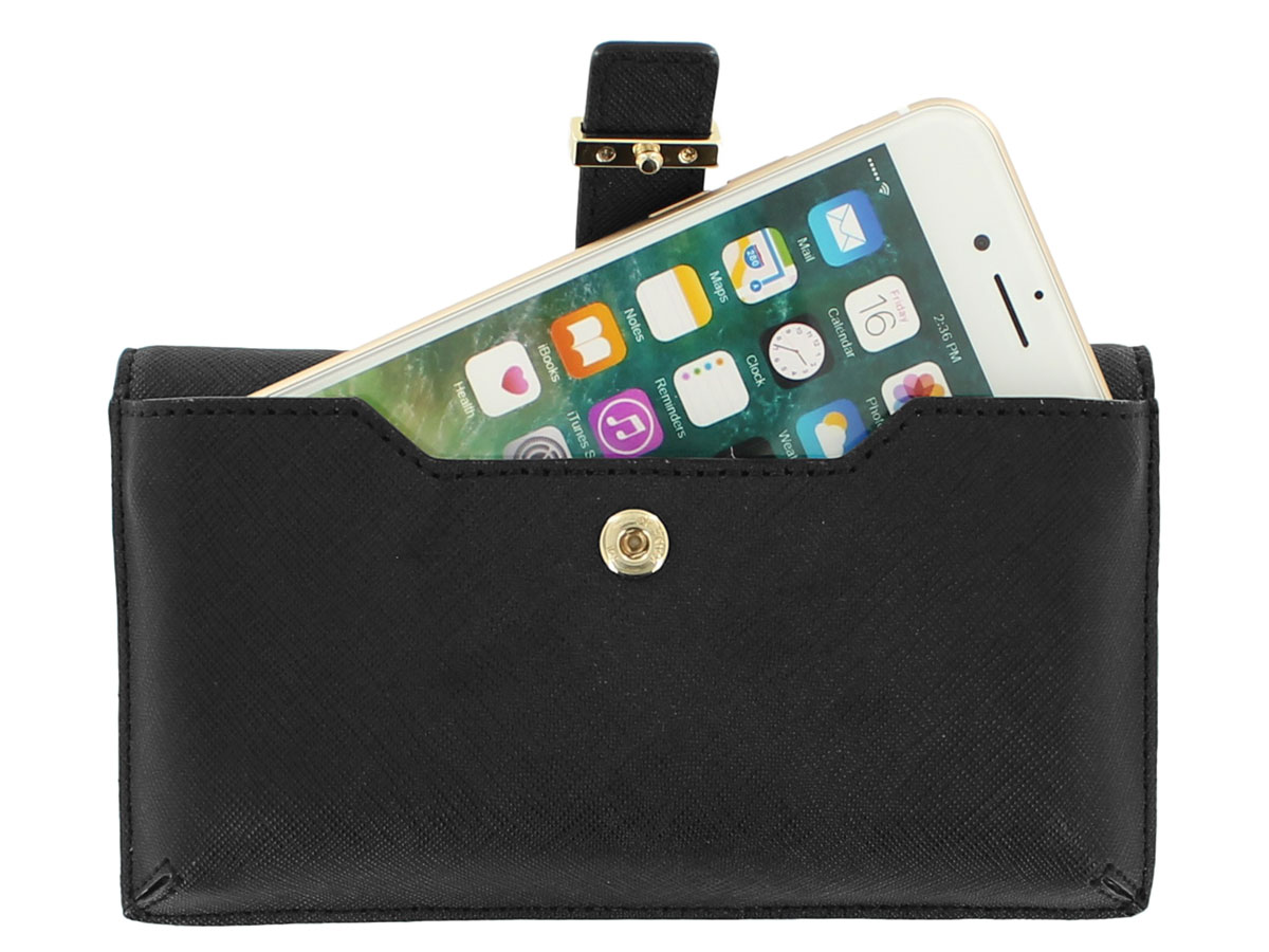Kate Spade Crossbody Clutch Case - iPhone 8/7/6s Hoesje