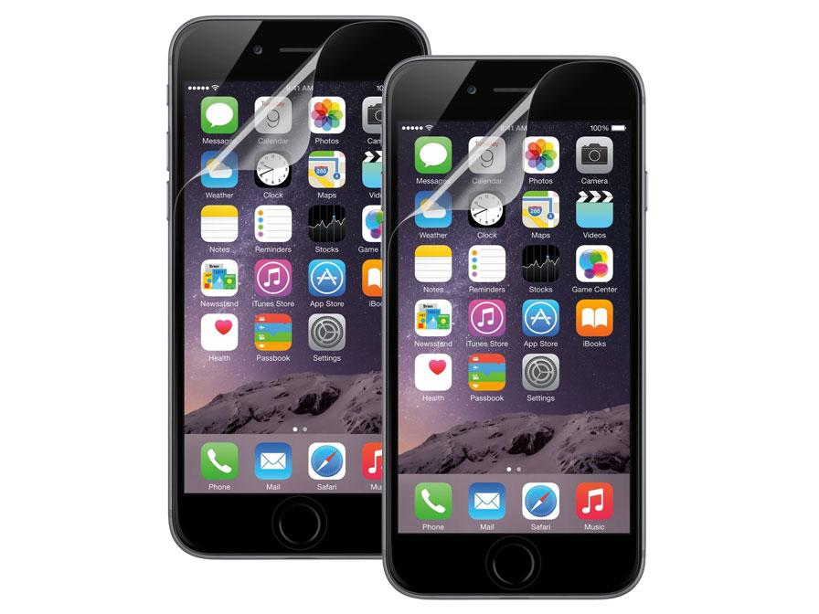 iPhone 8/7/6s/6 Screenprotector Folie (2-pack) Transparant