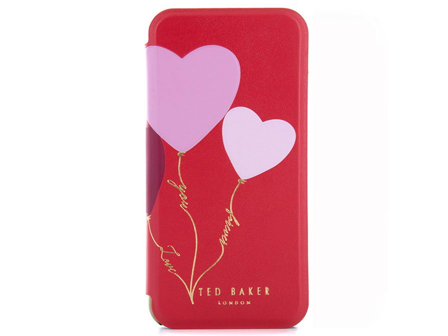Ted Baker Frany Folio Case - iPhone 8/7/6s/6 Hoesje