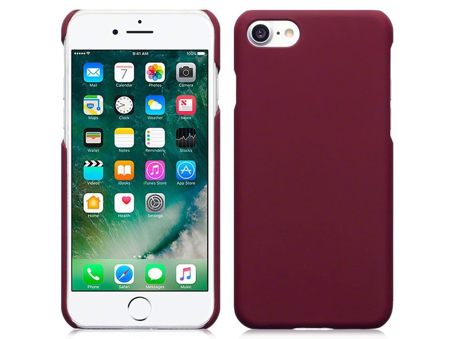 CaseBoutique Slimfit Hard Case - iPhone 7 hoesje