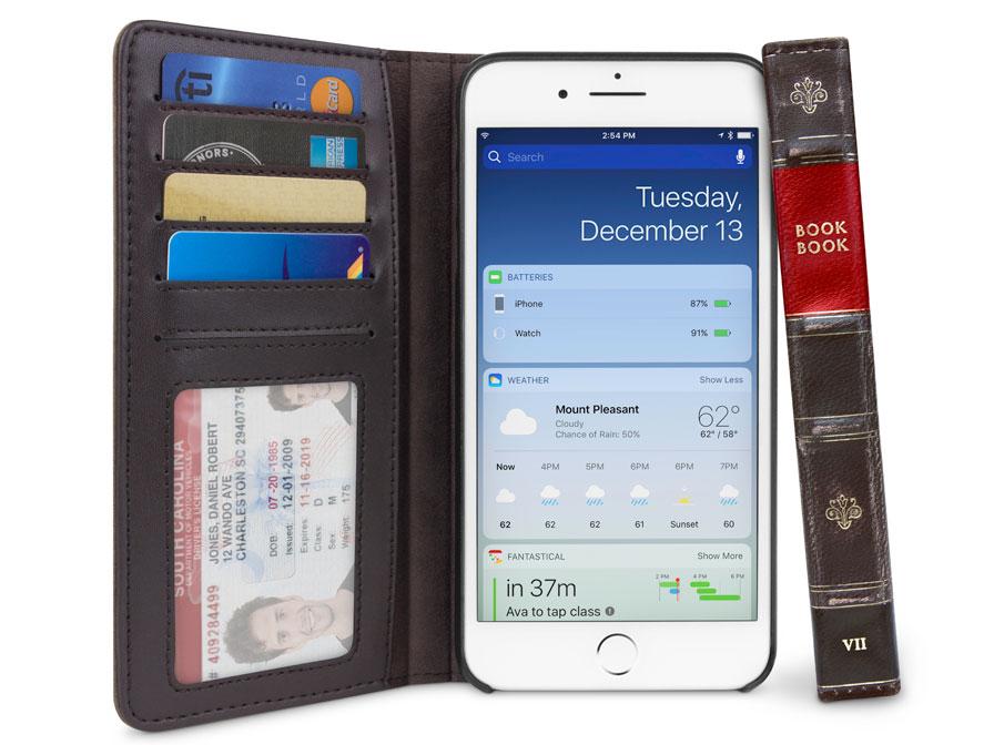 twelve south bookbook leren iphone 8 7 6s 6 hoesje