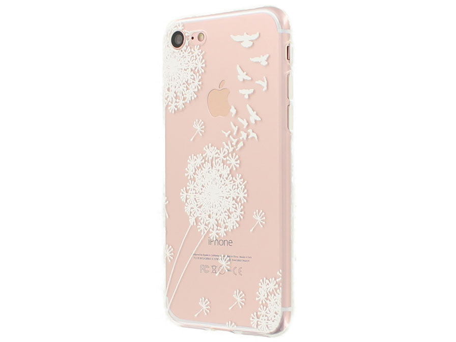 Crystal TPU Case Wish - iPhone 7 hoesje
