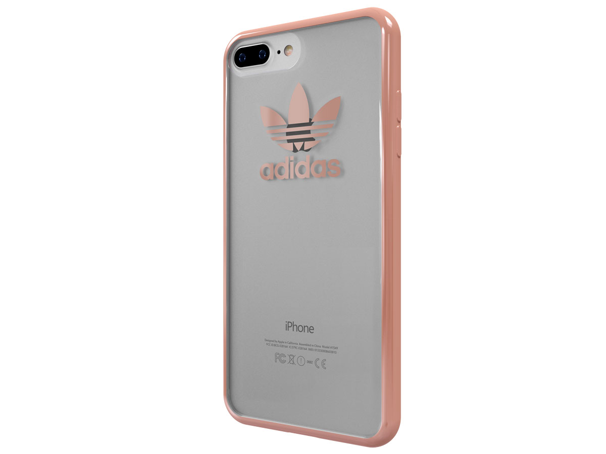 adidas Originals Crystal Edge Case - iPhone 7+ hoesje