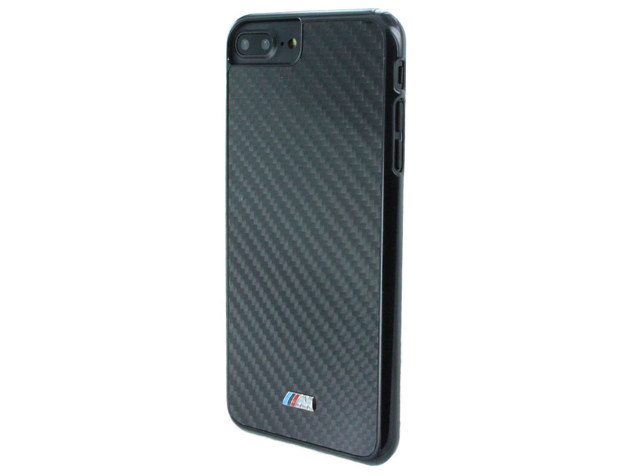 BMW M Sport Carbon Hard Case - iPhone 8+/7+ hoesje
