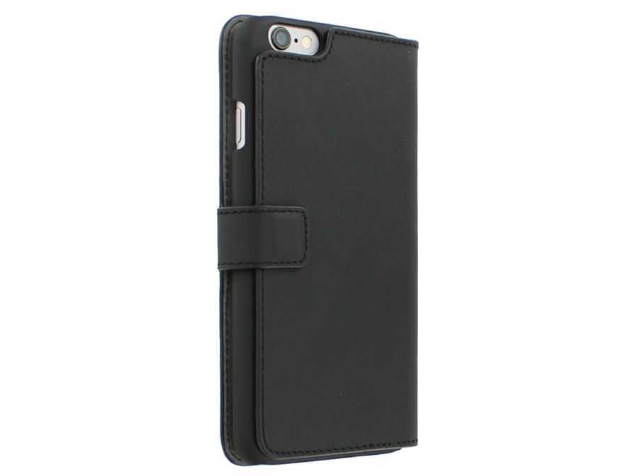 BMW Leather Bookcase - Leren iPhone 7 Plus hoesje