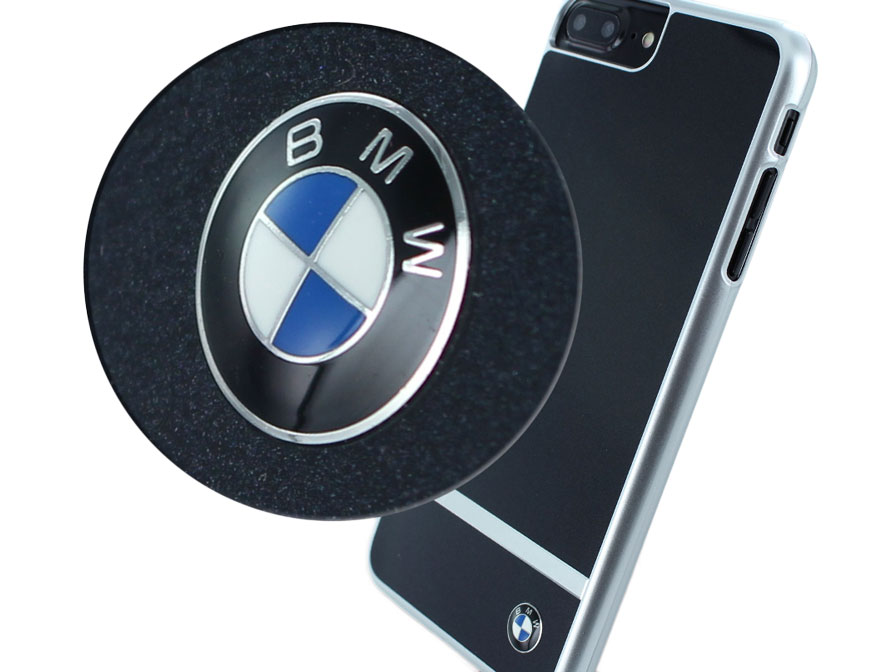 BMW Metallic Aluminium Case - iPhone 8+/7+ hoesje