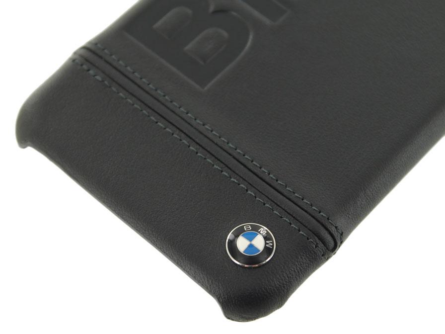 bmw logo hard case leren iphone 8 plus 7 plus hoesje. Black Bedroom Furniture Sets. Home Design Ideas