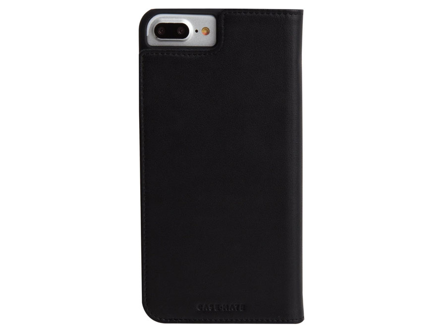 Case Mate Leather Wallet Case - iPhone 8+/7+/6s+ hoesje