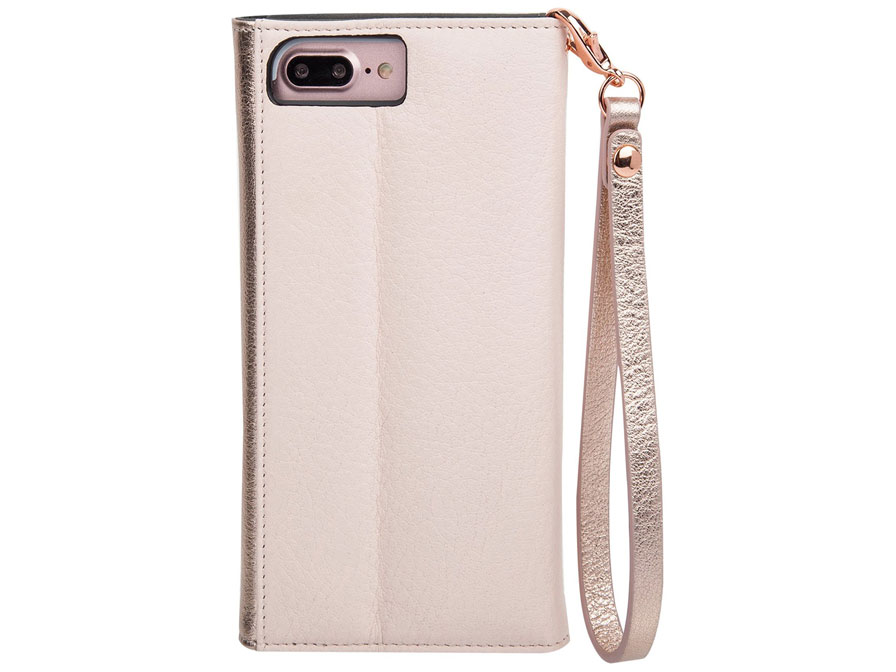 Case Mate Leather Wristlet - iPhone 7/6s Plus hoesje