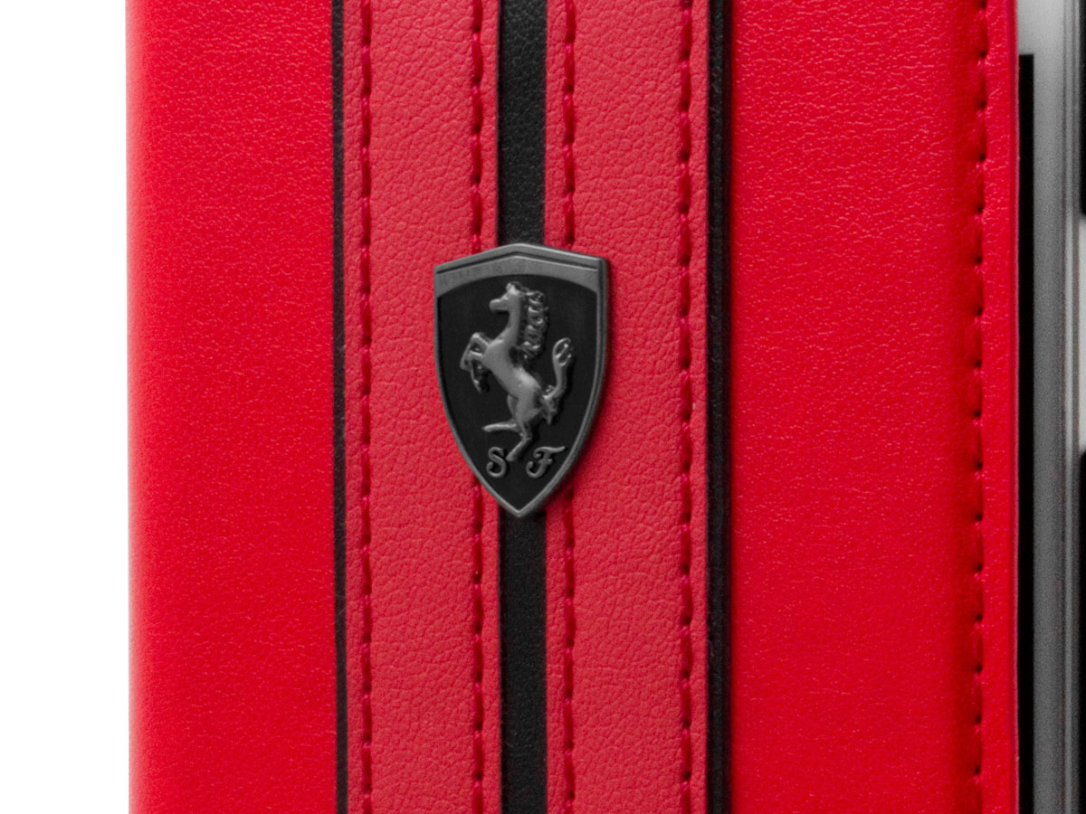 Ferrari Urban Bookcase - iPhone 8+/7+ hoesje