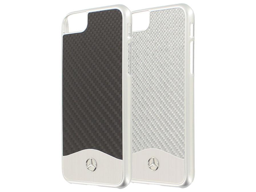 premium selection 87de7 9bef3 Mercedes-Benz Carbon Hard Case - iPhone 8+/7+ hoesje