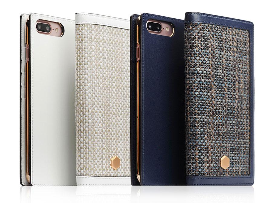 slg design d5 csl bookcase leren iphone 8 7 hoesje
