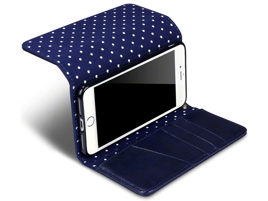 Covert Polka Dot Case - iPhone 8 Plus/7 Plus hoesje