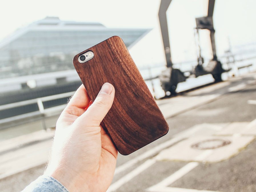 Woodcessories EcoCase - Houten iPhone 8+/7+ hoesje