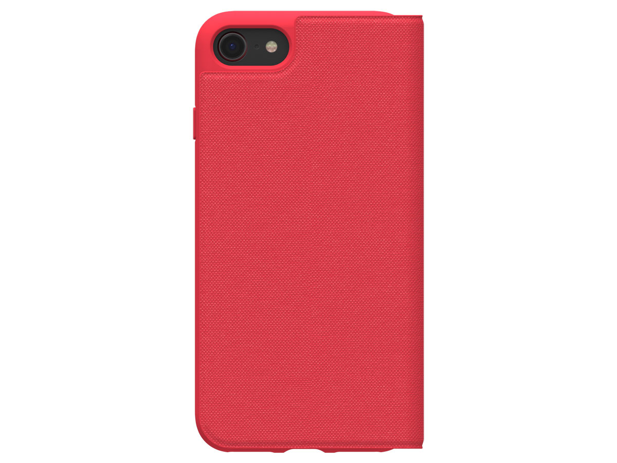 adidas ADICOLOR Booklet Rood - iPhone 8/7/6 Hoesje