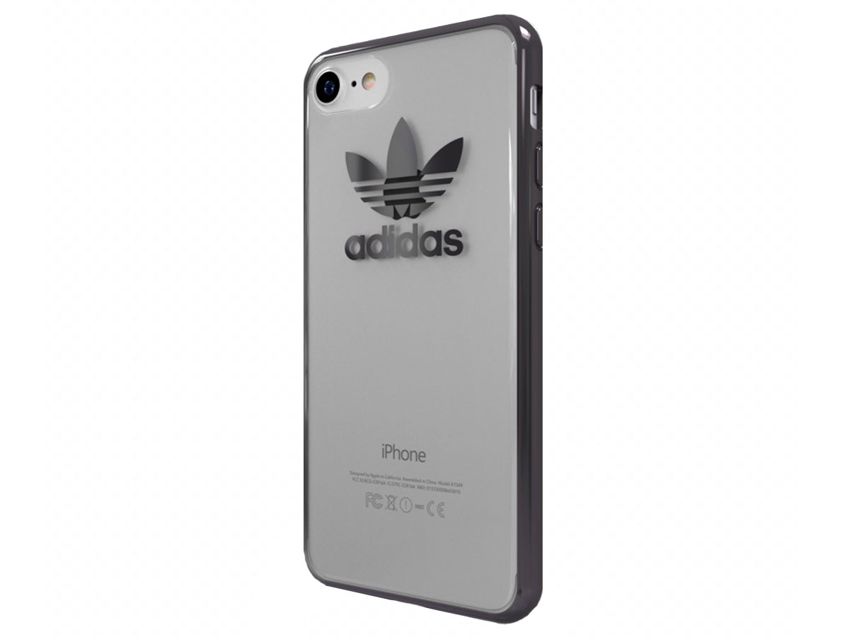 adidas Originals Gunmetal TPU Case - iPhone 8/7 hoesje