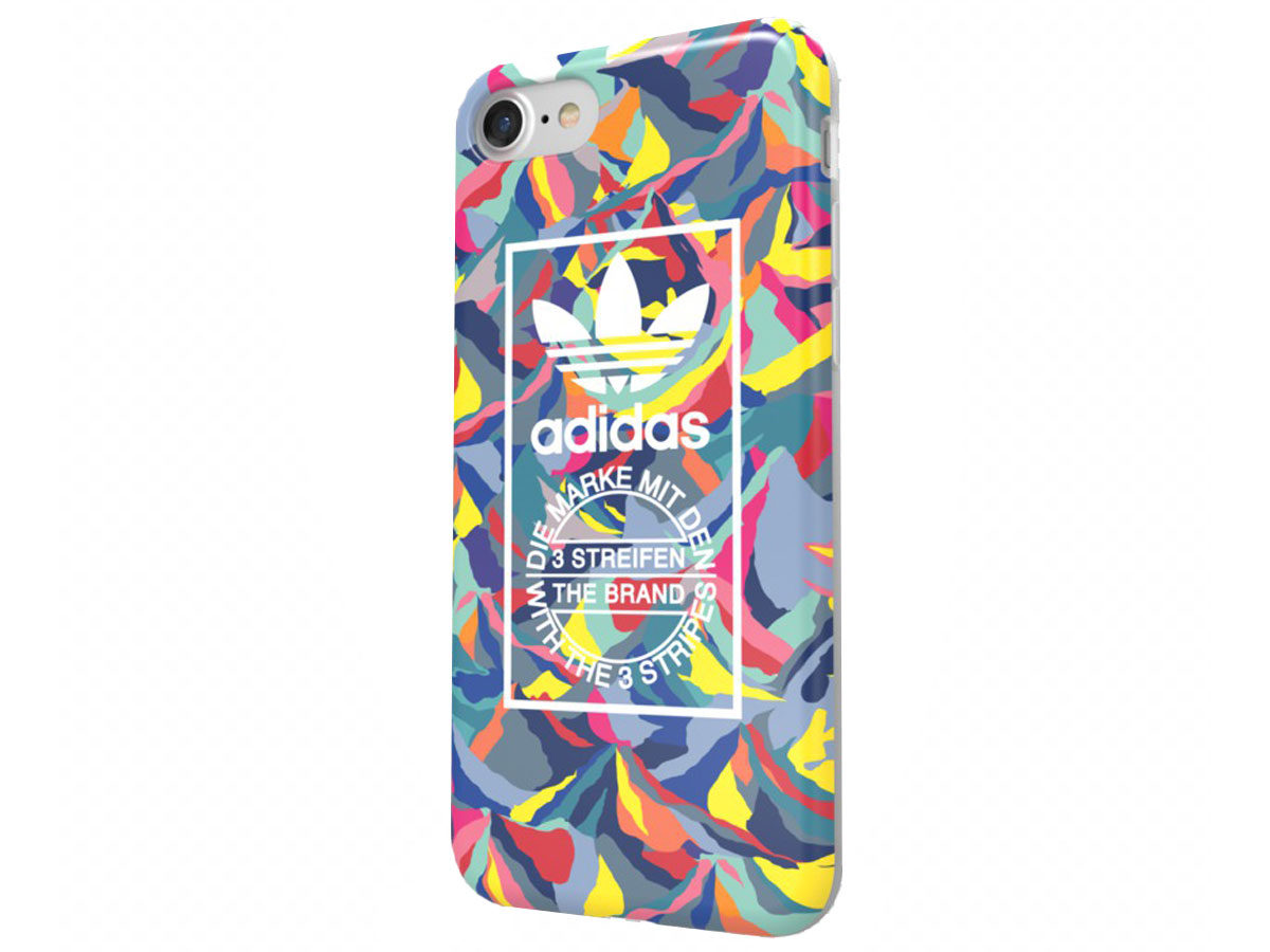 adidas Originals Artwork TPU Case - iPhone SE 2020 / 8 / 7 hoesje