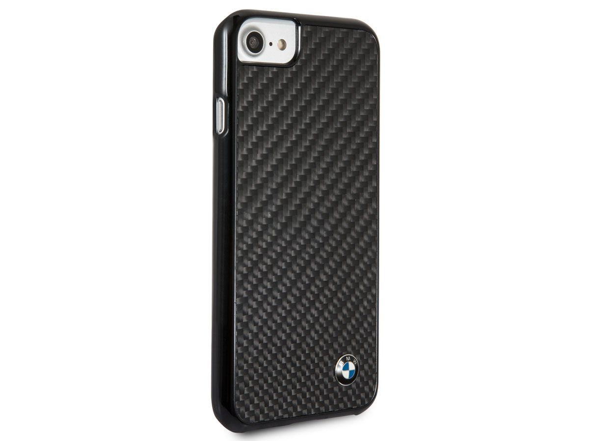 BMW Carbon Hard Case - iPhone 8/7/6s hoesje