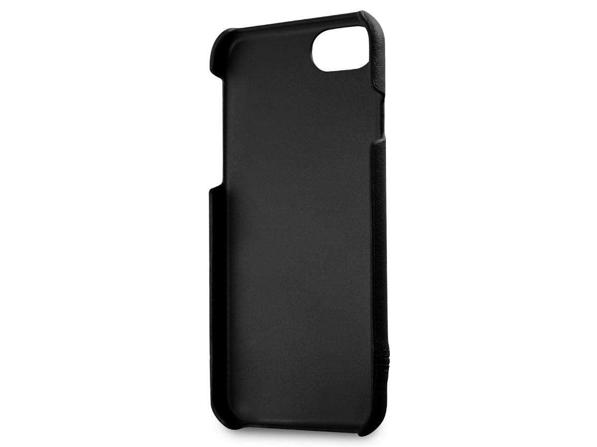 BMW Logo Hard Case - Leren iPhone 8/7 hoesje