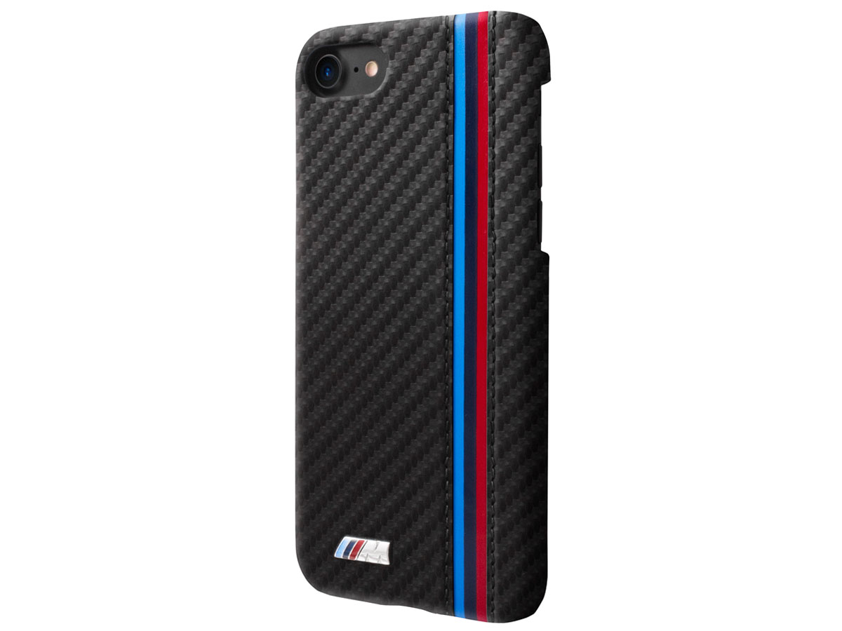competitive price 0b6bc bc571 BMW M Stripes Hard Case - iPhone 8/7/6 hoesje