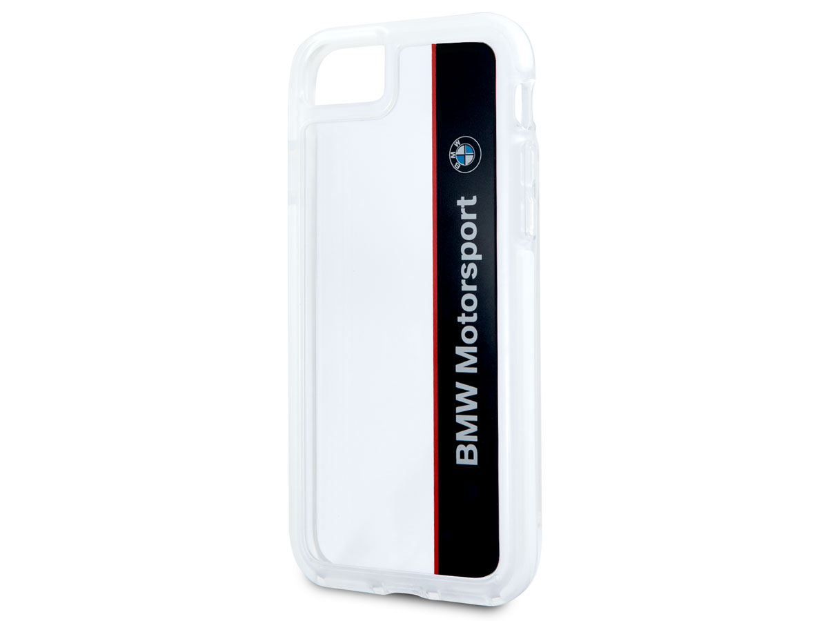 BMW Shockproof Rugged Case - iPhone 8/7 Hoesje