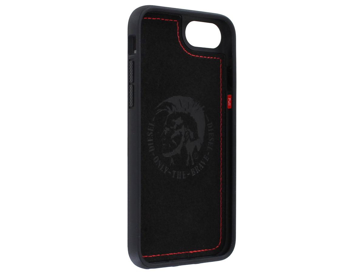 Diesel Denim Back Case - iPhone SE 2020 / 8 / 7 / 6(s) hoesje