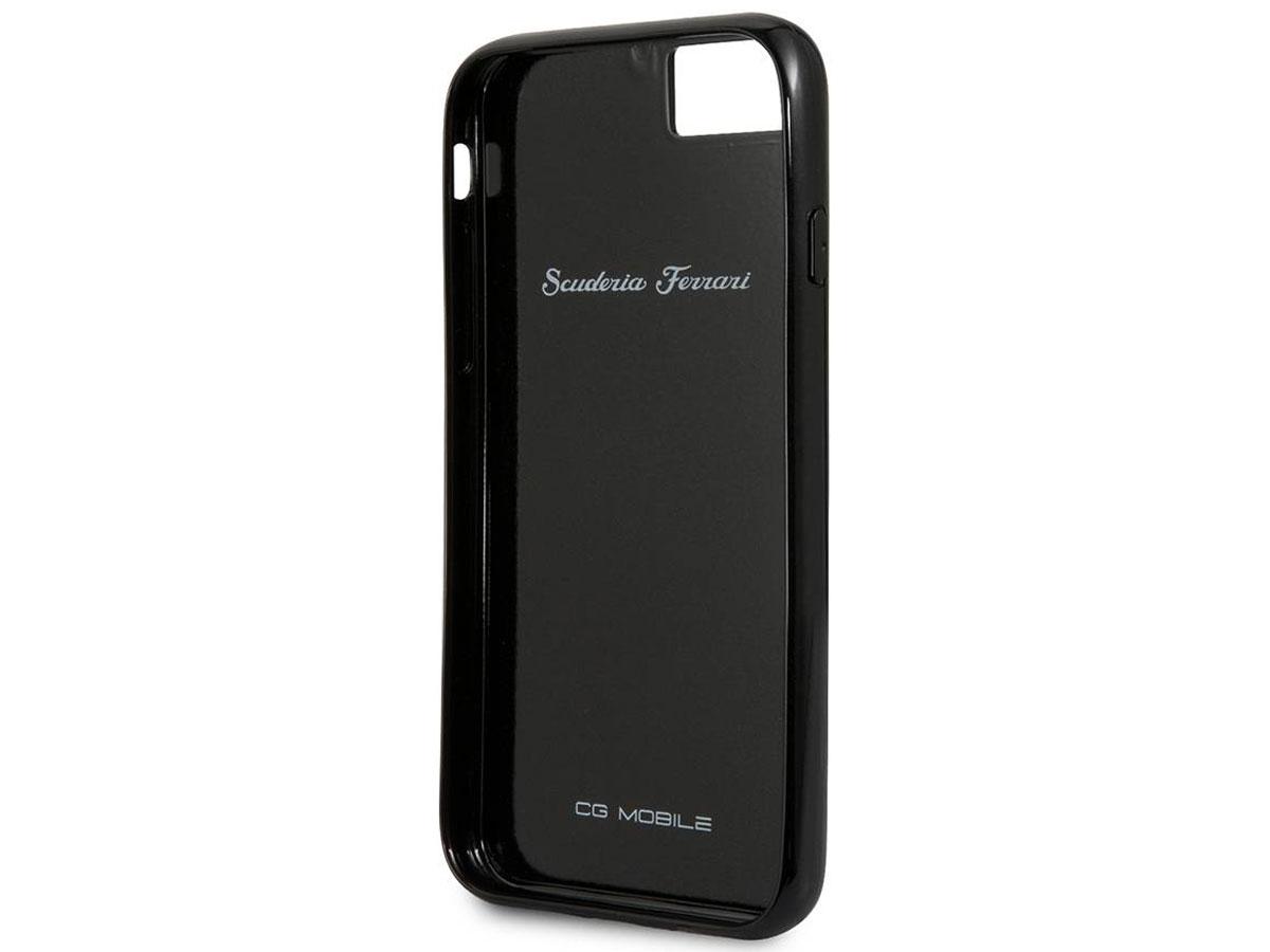 Ferrari Carbon Fiber Case - iPhone SE 2020 / 8 / 7 / 6(s) hoesje