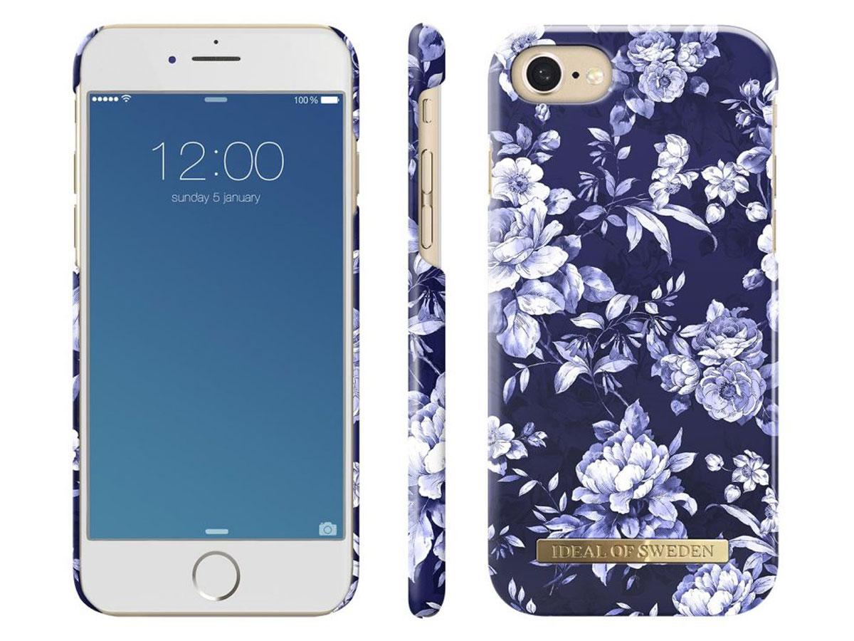 ideal of sweden sailor blue bloom iphone 8 7 6 hoesje. Black Bedroom Furniture Sets. Home Design Ideas