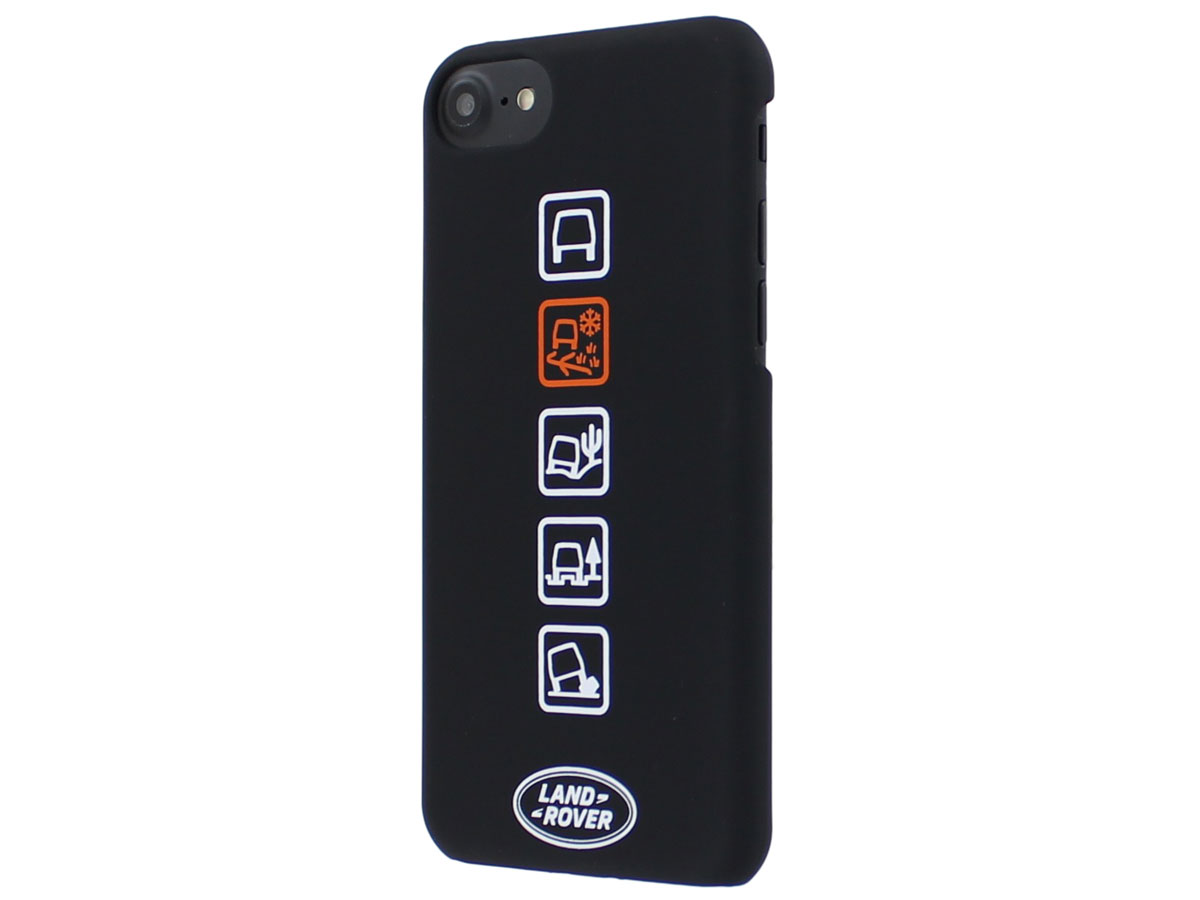 Land Rover Terrain Response Case - iPhone SE 2020 / 8 / 7 / 6(s) hoesje Zwart