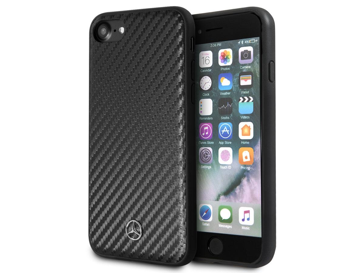 Mercedes-Benz Dynamic Case - iPhone SE 2020 / 8 / 7 / 6(s) hoesje Zwart