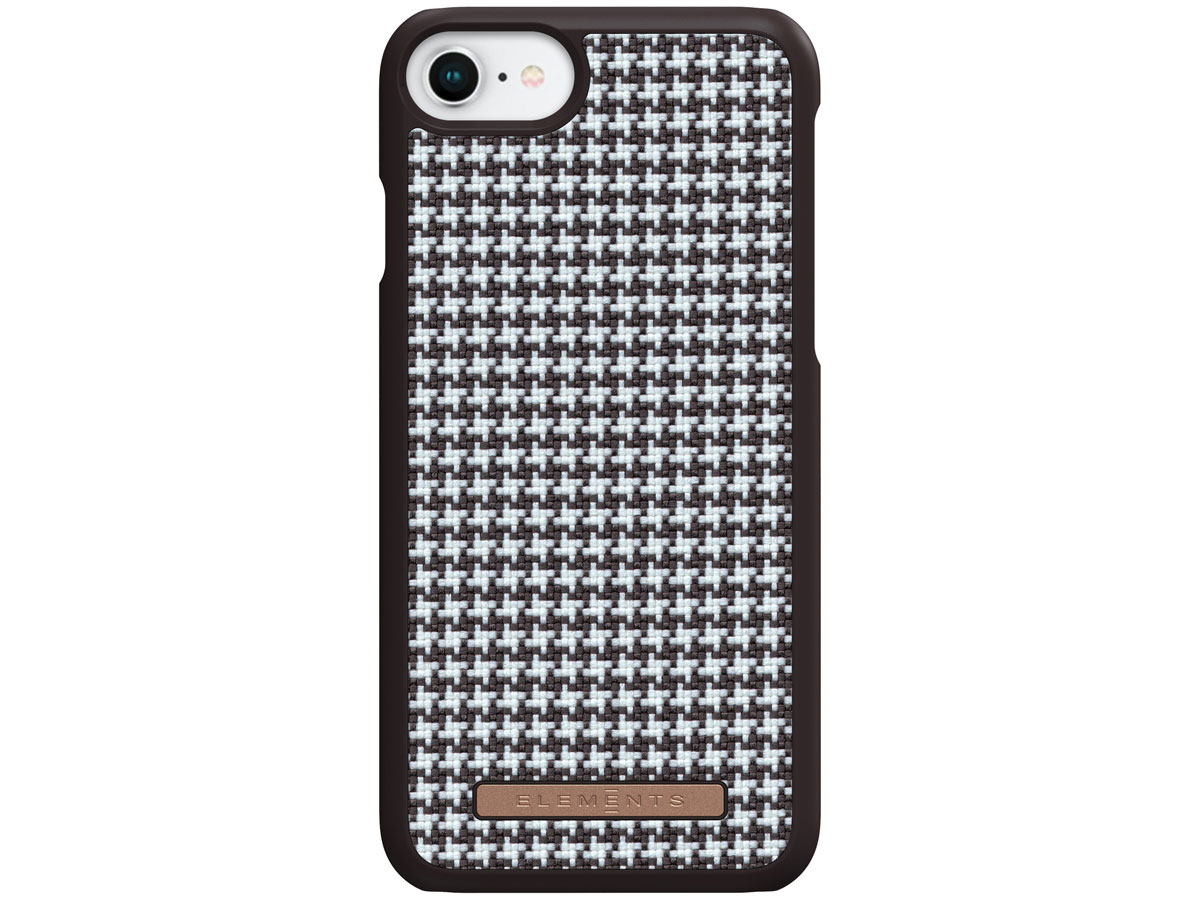 Nordic Elements Sif Couture Bruin - iPhone SE 2020 / 8 / 7 / 6(s) hoesje