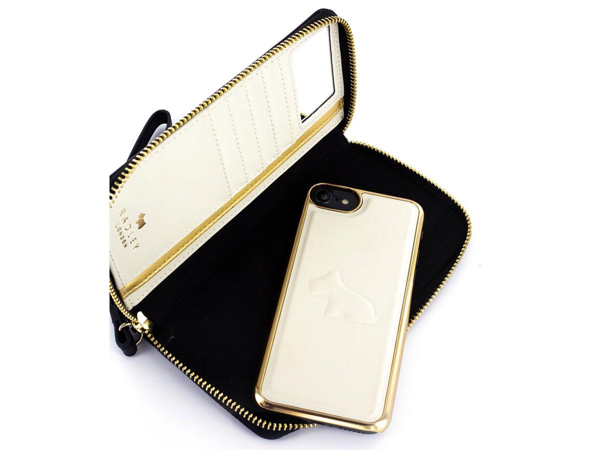 Radley 2in1 Wallet Purse Case - iPhone SE 2020 / 8 / 7 / 6(s) hoesje
