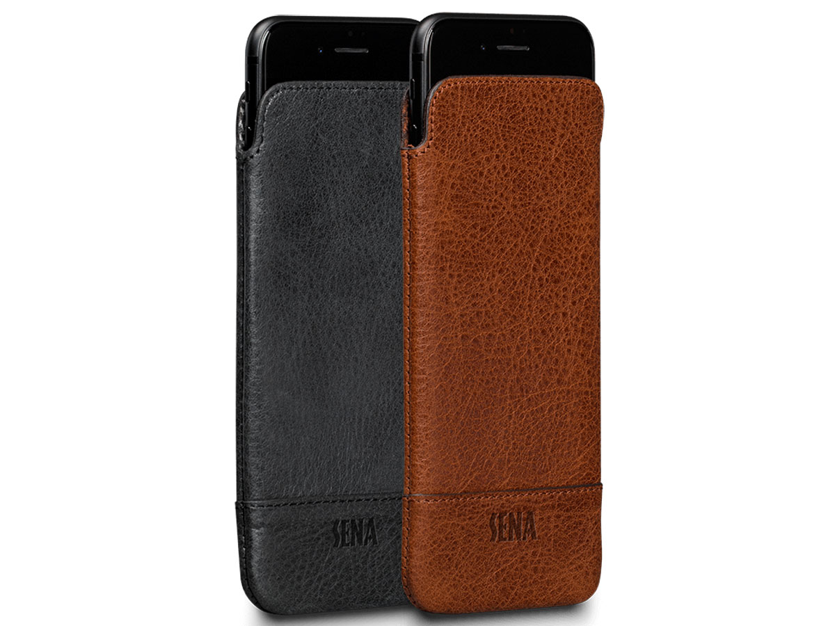 timeless design 9c6e7 e2633 Sena Heritage UltraSlim Sleeve - iPhone 8/7/6s hoesje