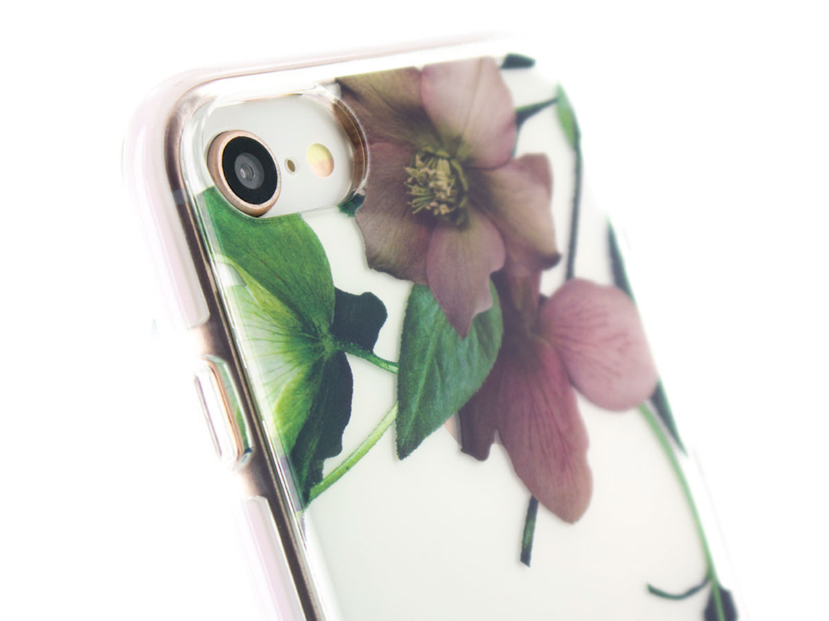 Ted Baker Aboretum TPU Case - iPhone 8/7/6 Hoesje