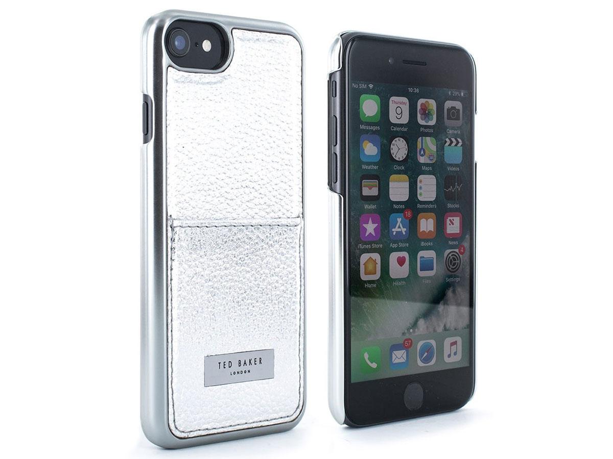 iphone 8 hoesje panterprint