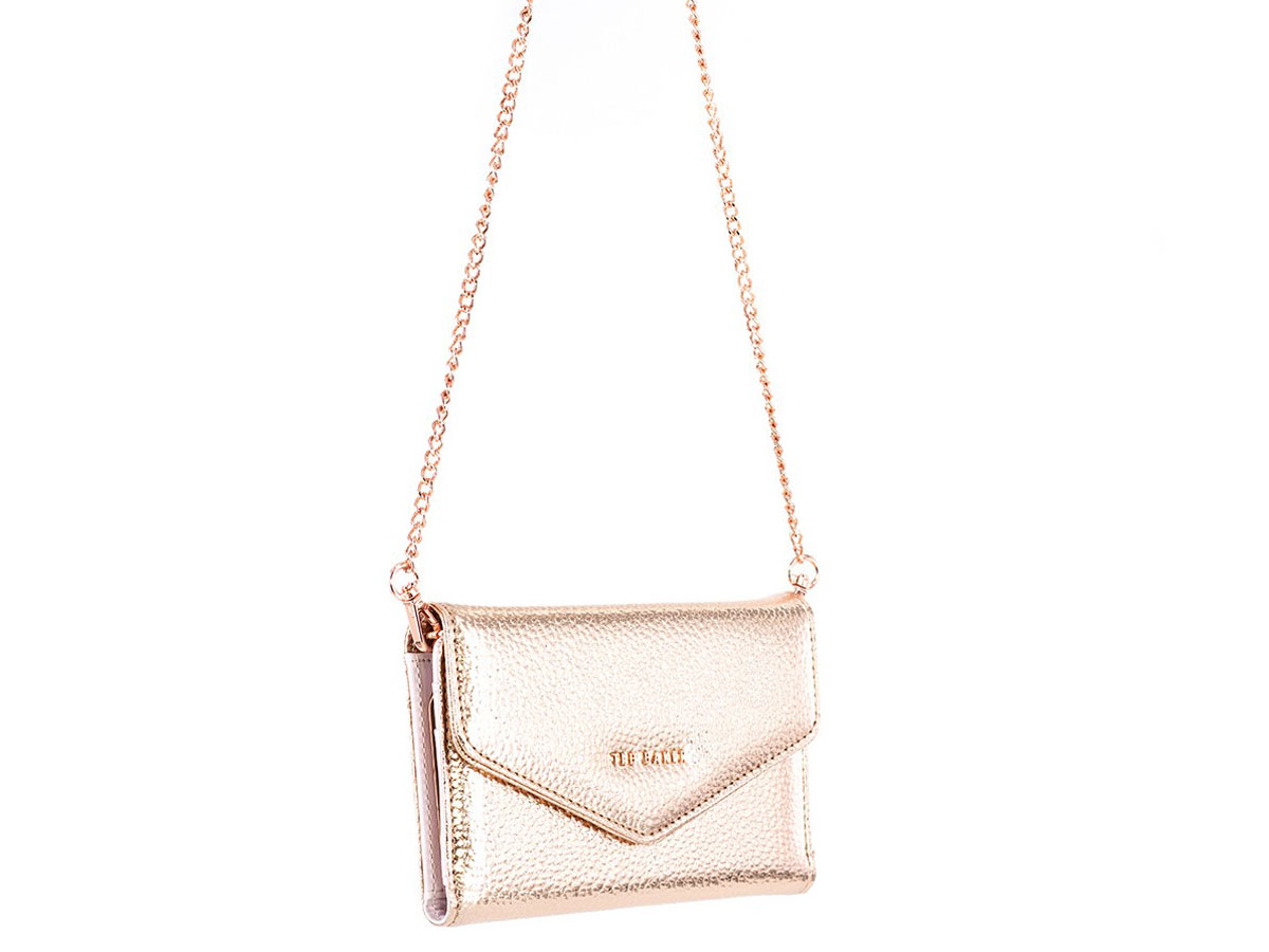 Ted Baker Selie Crossbody Rosé - iPhone 8/7/6 hoesje