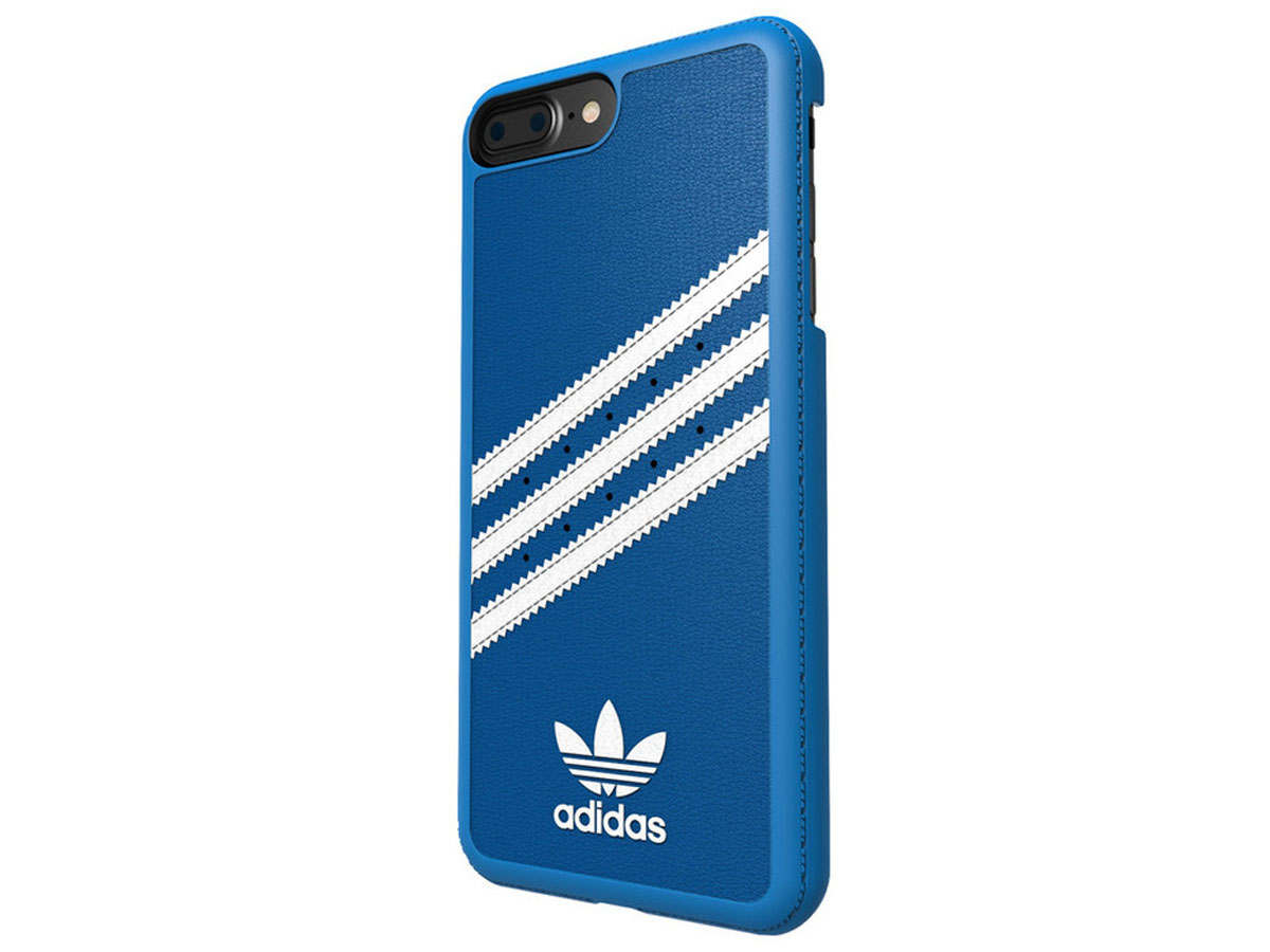 adidas Originals Case Blauw - iPhone 8+/7+ hoesje