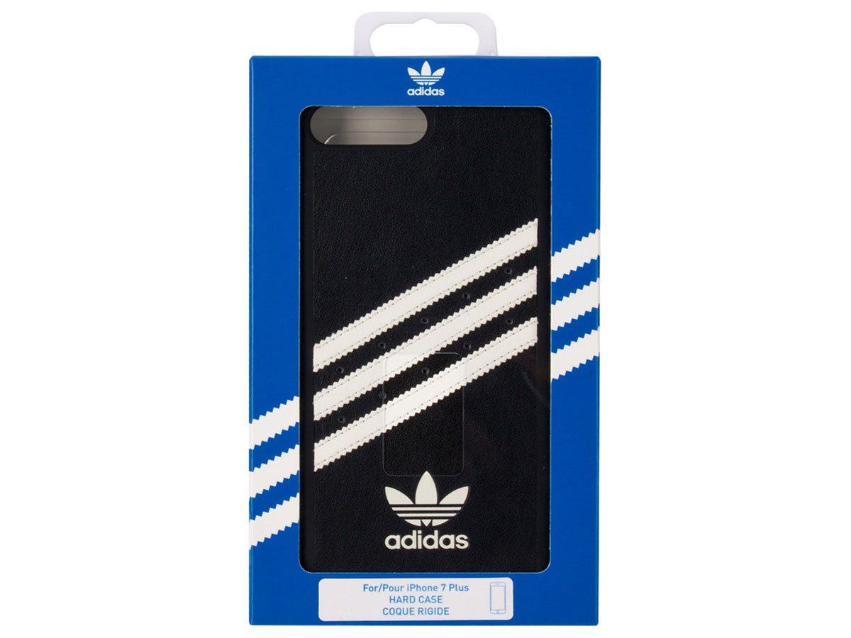adidas Originals Case Zwart - iPhone 8+/7+ hoesje