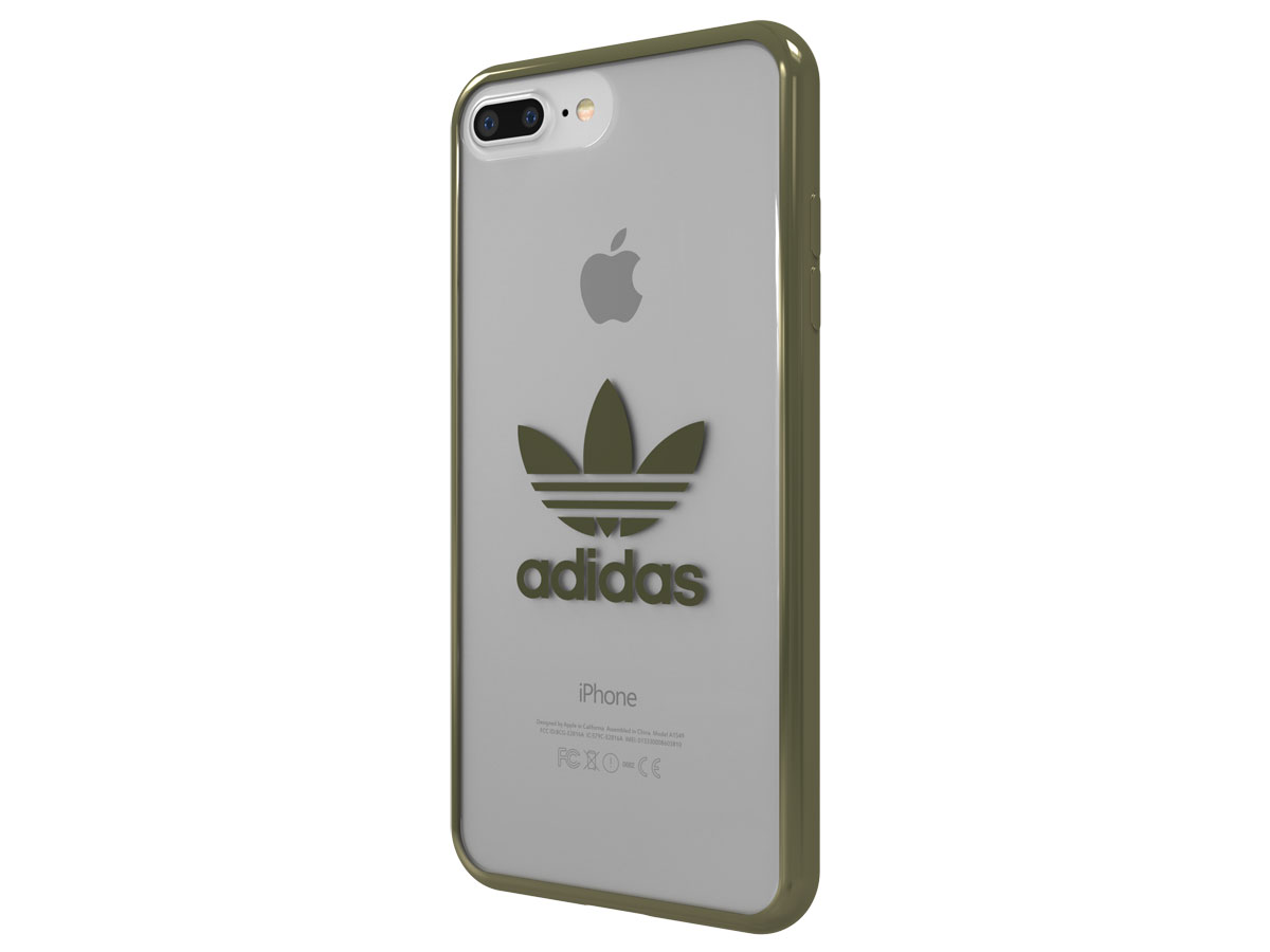 adidas Originals Green Edge Case - iPhone 8+/7+ hoesje