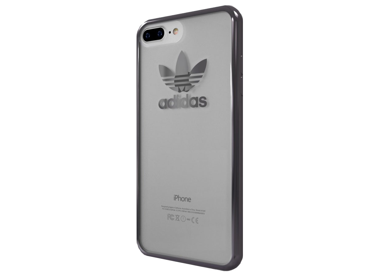 adidas Originals Gunmetal Case - iPhone 8+/7+ hoesje