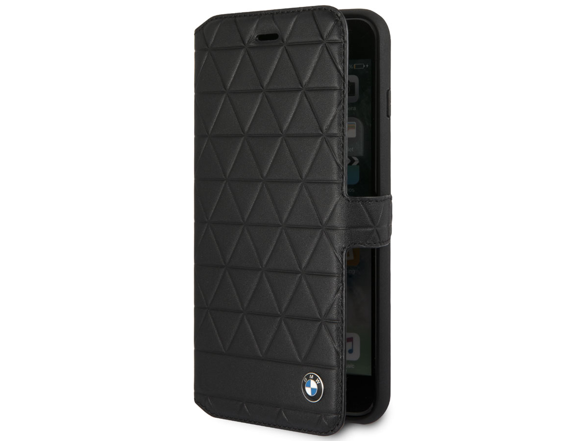 BMW Hexagon Bookcase - Leren iPhone 8+/7+/6s+ hoesje