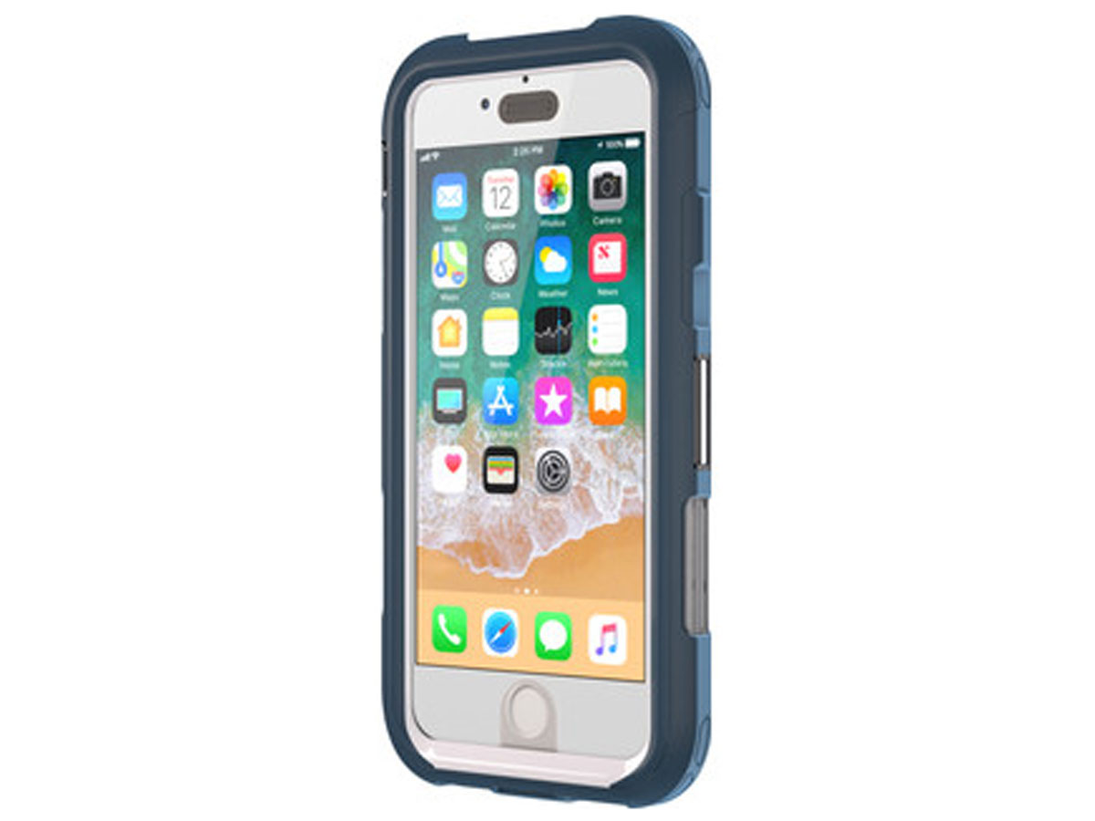 Griffin Survivor Extreme Case Blue - iPhone 8+/7+ hoesje
